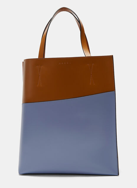 Museo Leather Tote Bag