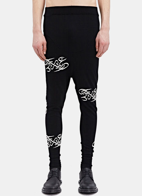 Thamanyah Knitted Long Johns