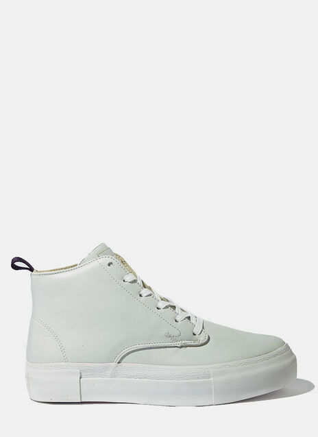Eytys Unisex Odyssey High-Top Leather Sneaker