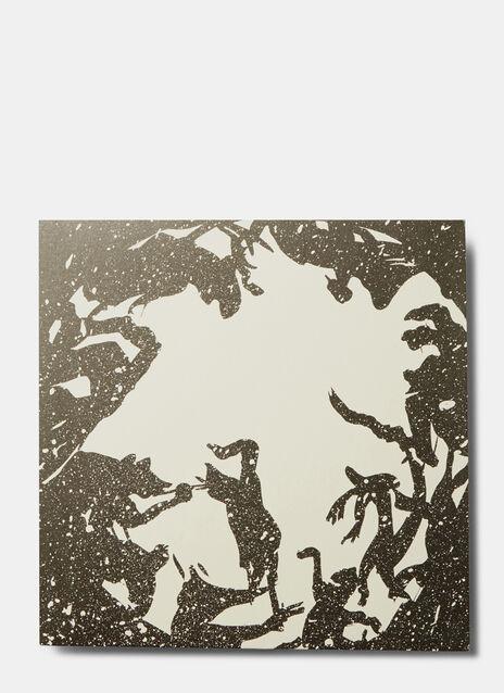 Rex Ilusivii 'In The Moon Cage' Vinyl x Ola Vasiljeva Silk Screen Prints - EDITION 5