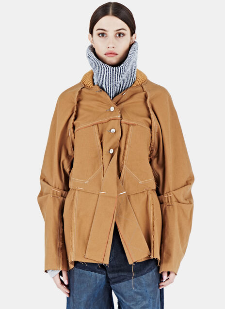 Selvedge Duck Cloth Jacket
