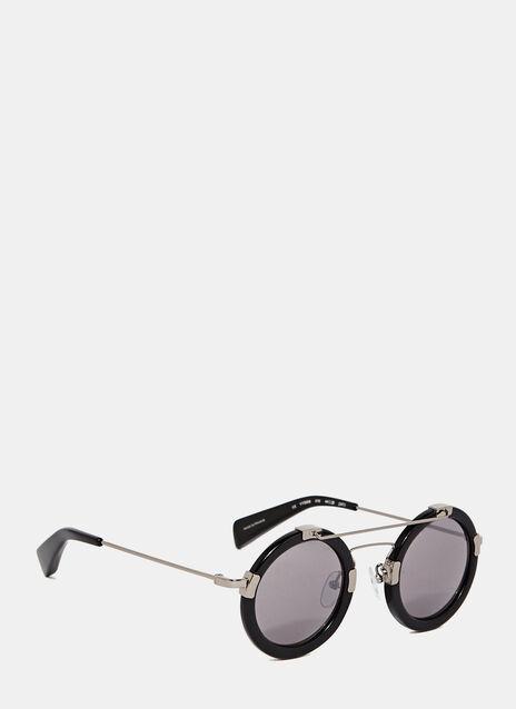 Yohji Yamamoto Männer YY5006 Sonnenbrille