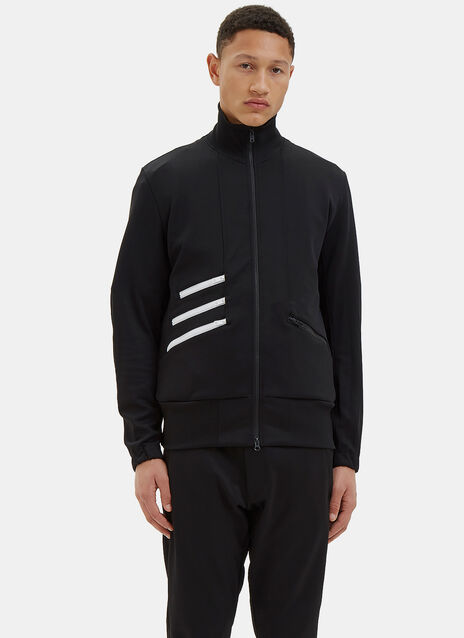 3S Zipped Track Jacket