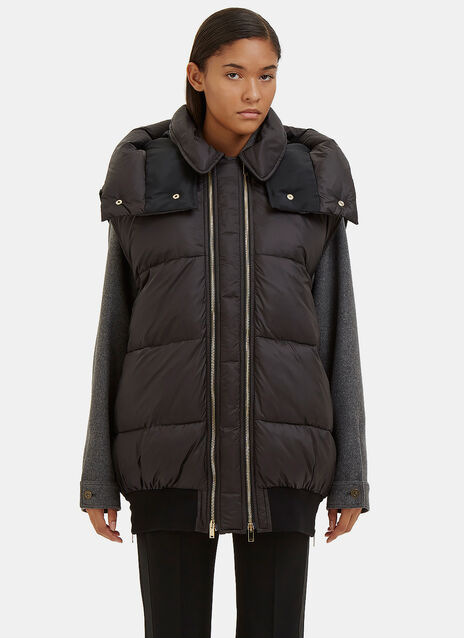 Melissa Oversized Quilted Gillet