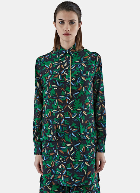 AGNONA SHIRT DRESS