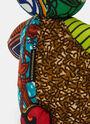 African Pattern Teddy 4