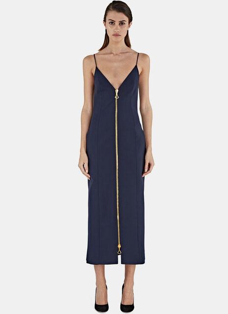 Barton Zipped Suiting Dress