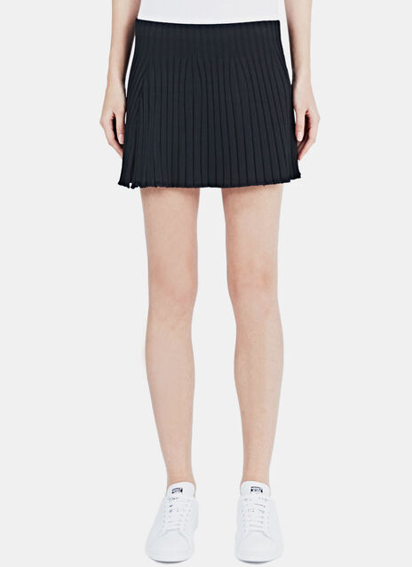 Emma Ribbed Miniskirt