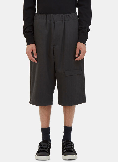 Staff Oversized Shorts