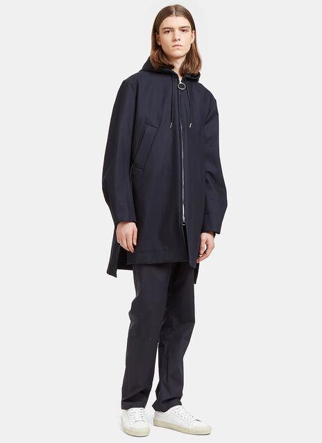 Melt Hooded Parka Jacket