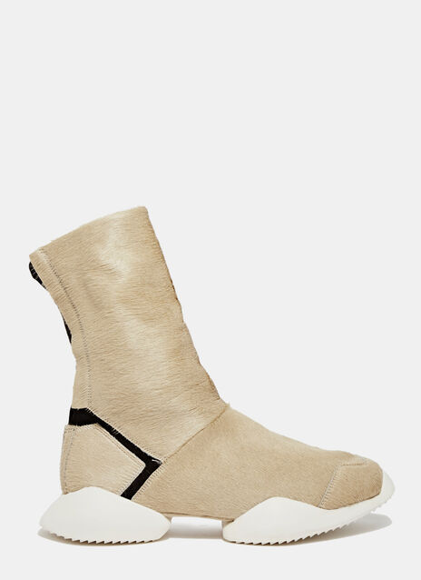 Vicious Sole Ankle Boots