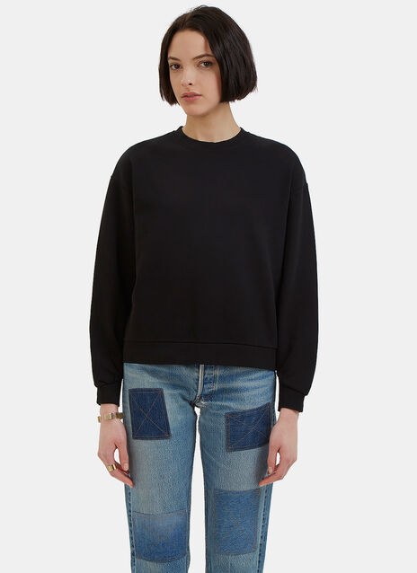 Oversized Crew Neck Sweater