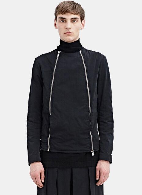 Thamanyah Double Zip Jacket