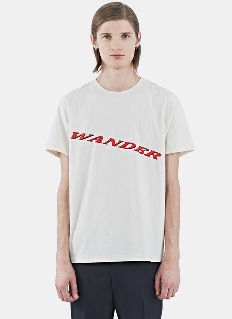Wander Crew Neck T-Shirt