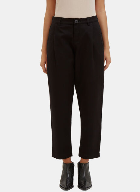 Westbound Cropped Twill Pants