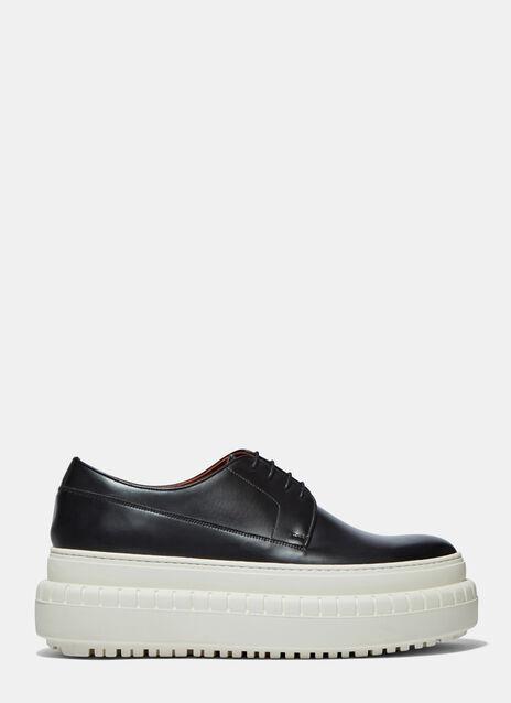 Hover Platform Derby Shoes