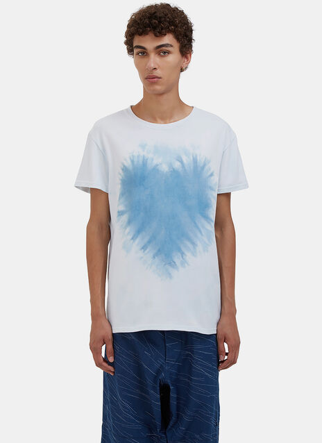Grateful Tie-Dye Crew Neck T-Shirt