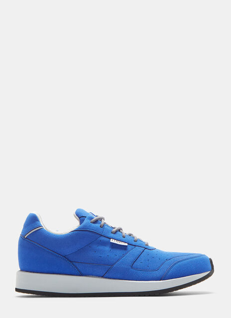 LUNGE TRAINER CLASSIC WALK IN ROYAL BLUE