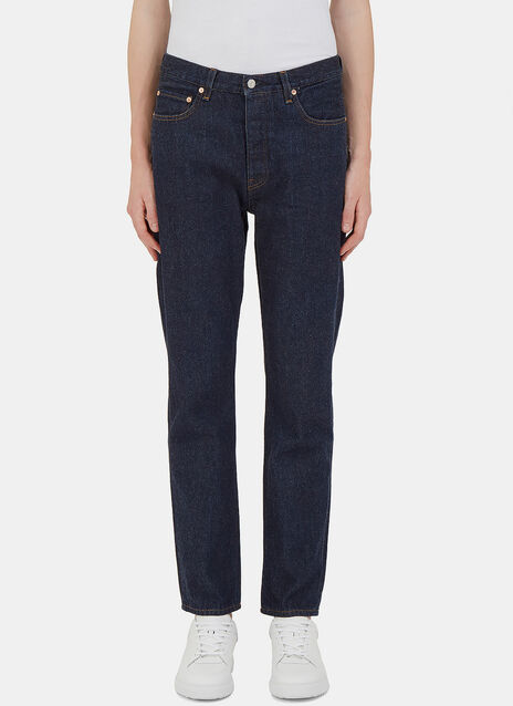 Van New Worn Straight Leg Jeans