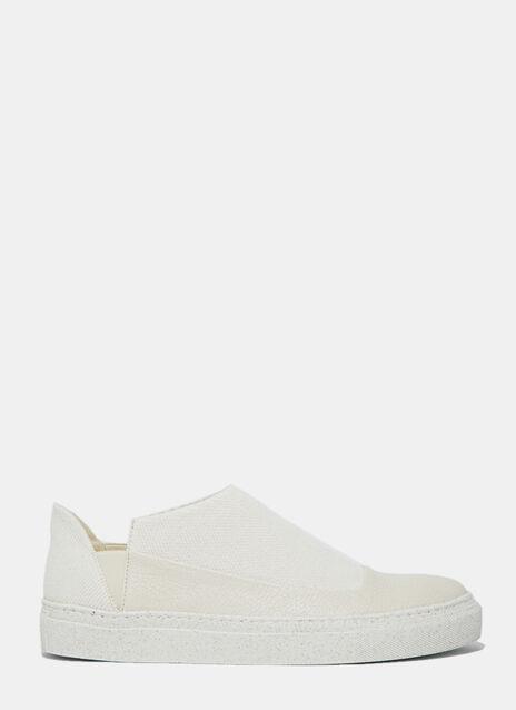 ESA Slip-On Canvas Sneakers