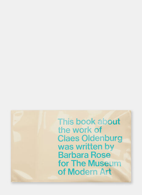 Claes Oldenburg - Museum of Modern Art Catalog