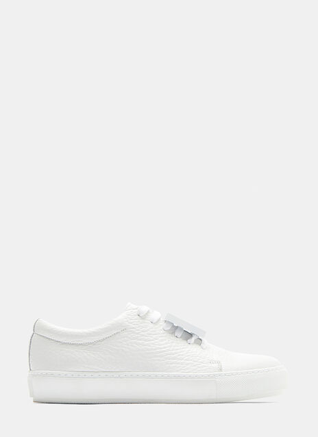 Adriana Leather Sneakers