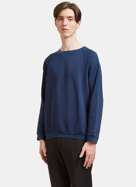 Aiezen Long Sleeved Sweatshirt - Dyed
