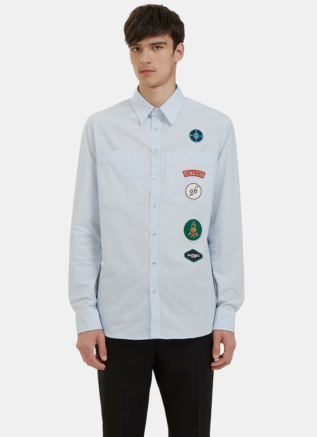 Scouts Badge Shirt