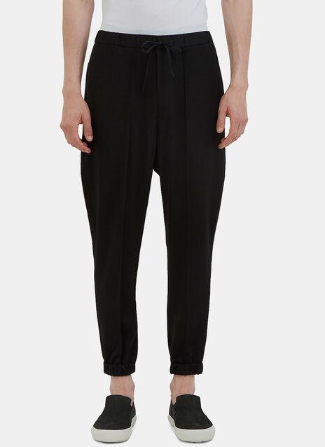 Elasticated Cuff Pants