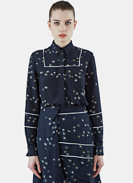 Lin Long Sleeved Daisy Shirt