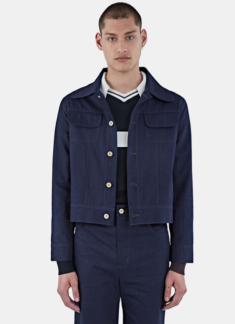 Syms Denim Jacket