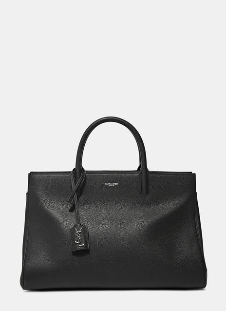 Leather Day Handbag