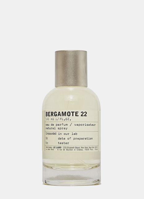 Bergamote 22 - 50 Ml Perfume