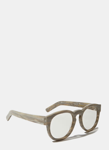Larke Unisex Gill Smoke Opticals
