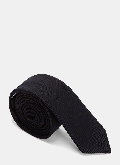 Classic Cavalry Twill Tie