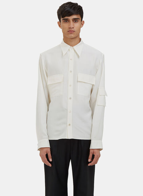 King Utility Silk Shirt