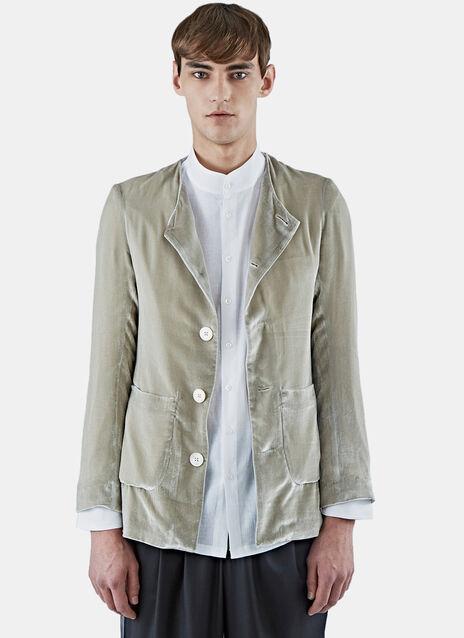 Claude Velvet Jacket