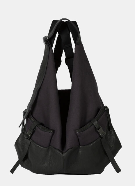 Cote & Ciel Ganges Large Leather Backpack