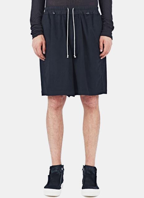 Wool Faun Shorts