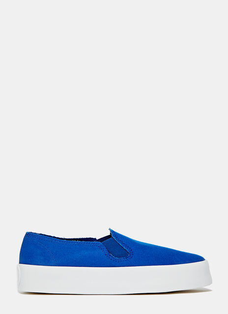 Our Family Shoes blue Slip- On