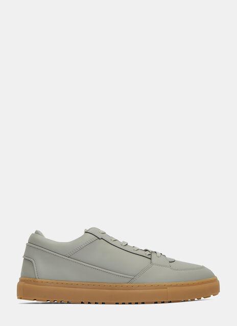Low 3 Rubberised Sneakers