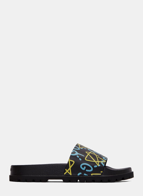 GUCCIGHOST® Slip-On Sandals