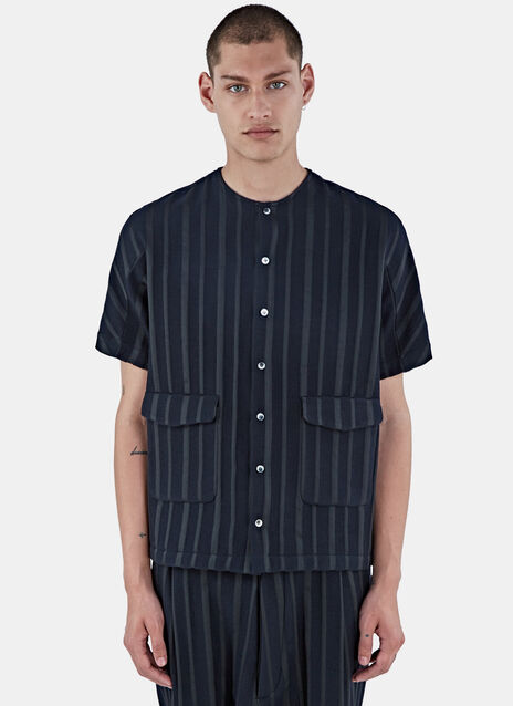 Altmann Striped Short Sleeved Shirt