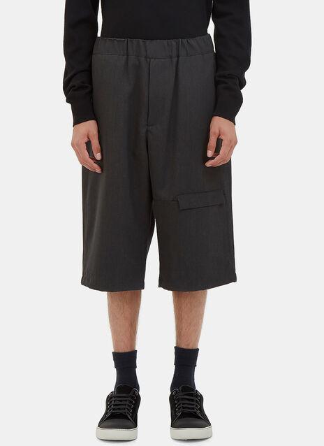 Staff Oversized Shorts