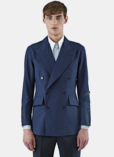 Technical Blazer Jacket