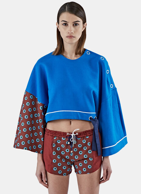 Boubou Cropped Sweater