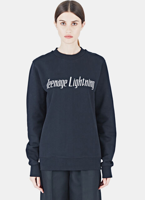 Teenage Lightning Sweater