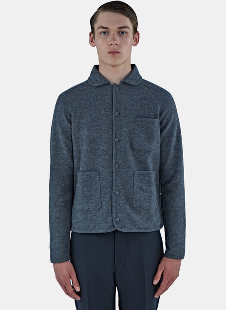 Bal Collared Wool Bouclé Jacket