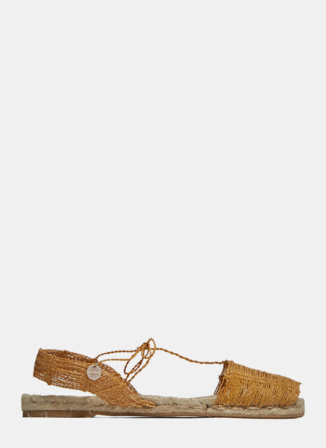 Home Espadrille Sandals