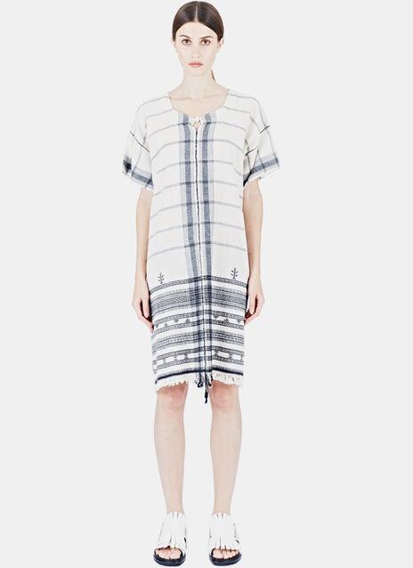 Alison Welsh Cotton Plant Dress